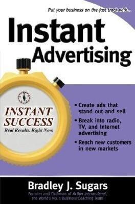 Instant Advertising als Buch