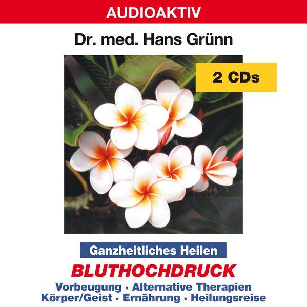 Bluthochdruck, 2 Audio-CDs als Hörbuch