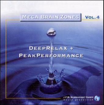 MEGABRAIN ZONES 4,DEEPRELAX/+ als Hörbuch