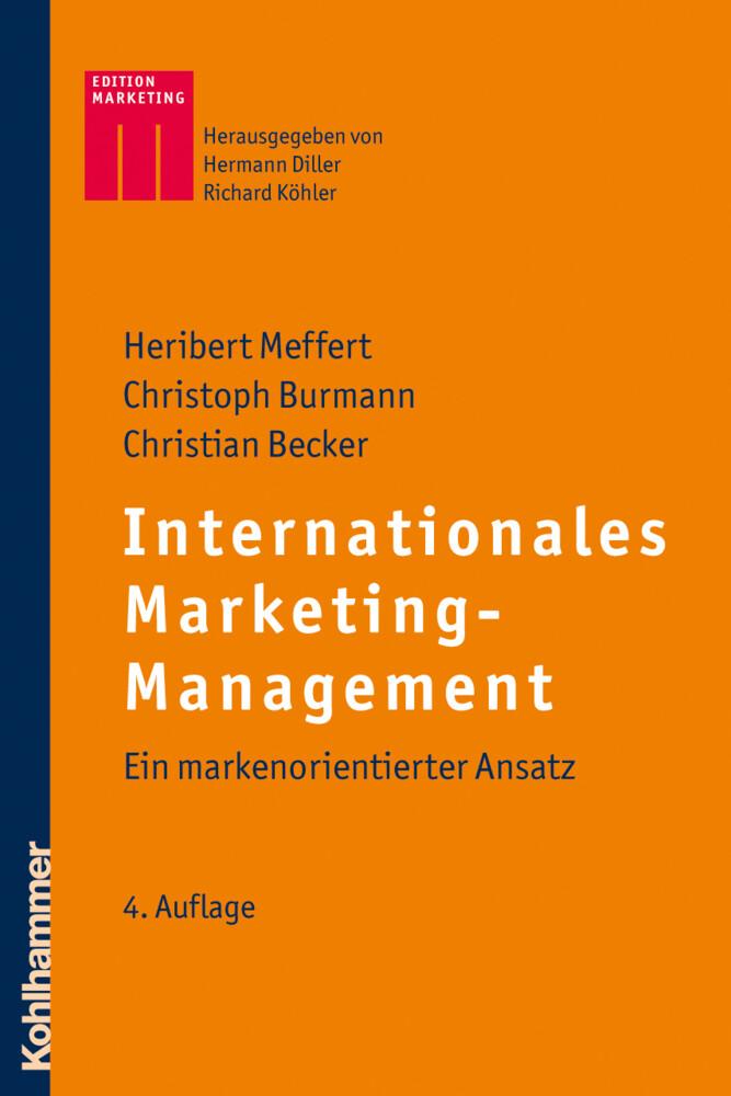 Internationales Marketing-Management als Buch