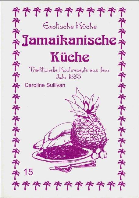 Jamaikanische Küche als Buch