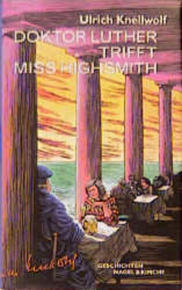 Doktor Luther trifft Miss Highsmith als Buch