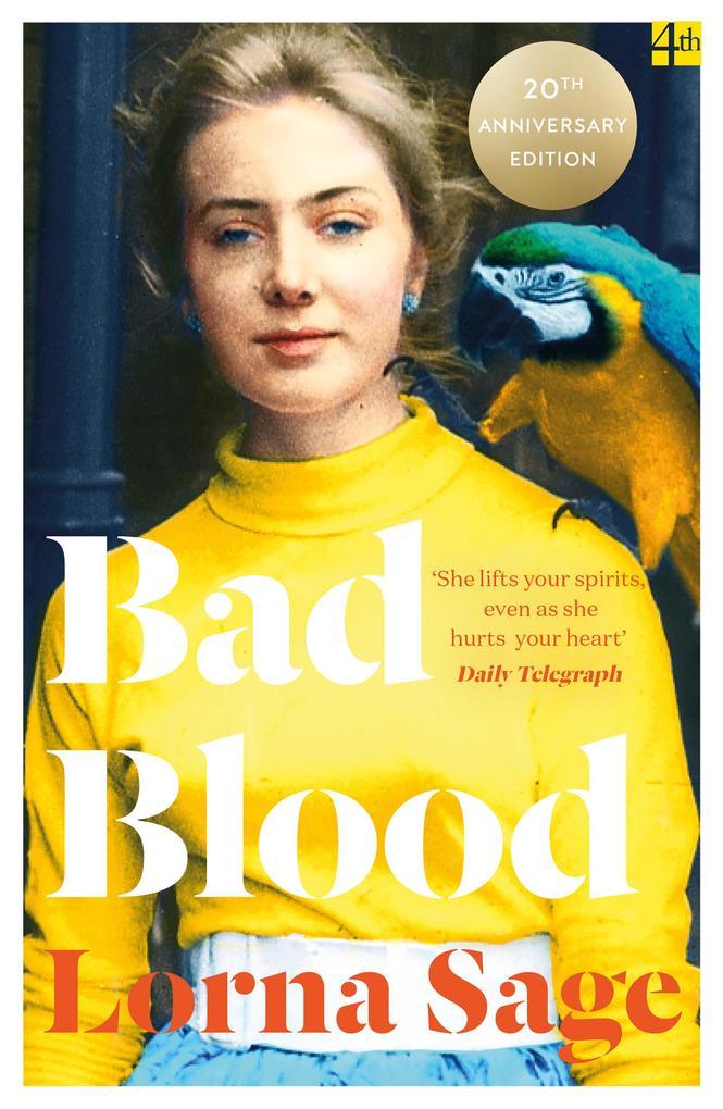 Bad Blood als Buch