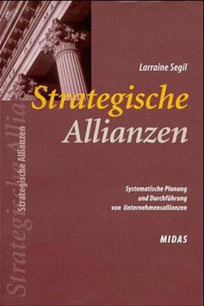Strategische Allianzen als Buch