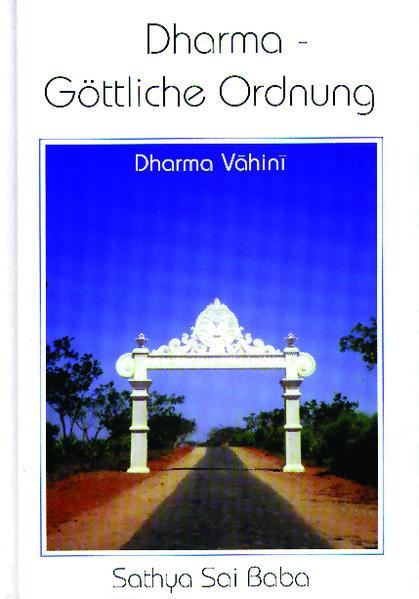 Dharma - Göttliche Ordnung als Buch