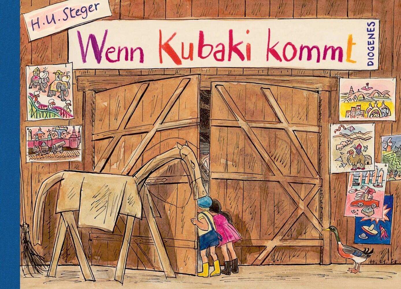 Wenn Kubaki kommt als Buch