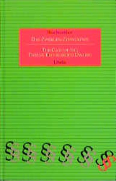 Das Zwergen-Zerwürfnis / The Case of the Twelve Red-bearded Dwarfs als Buch