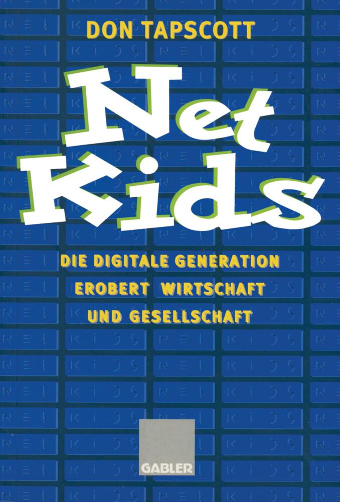 Net Kids als Buch