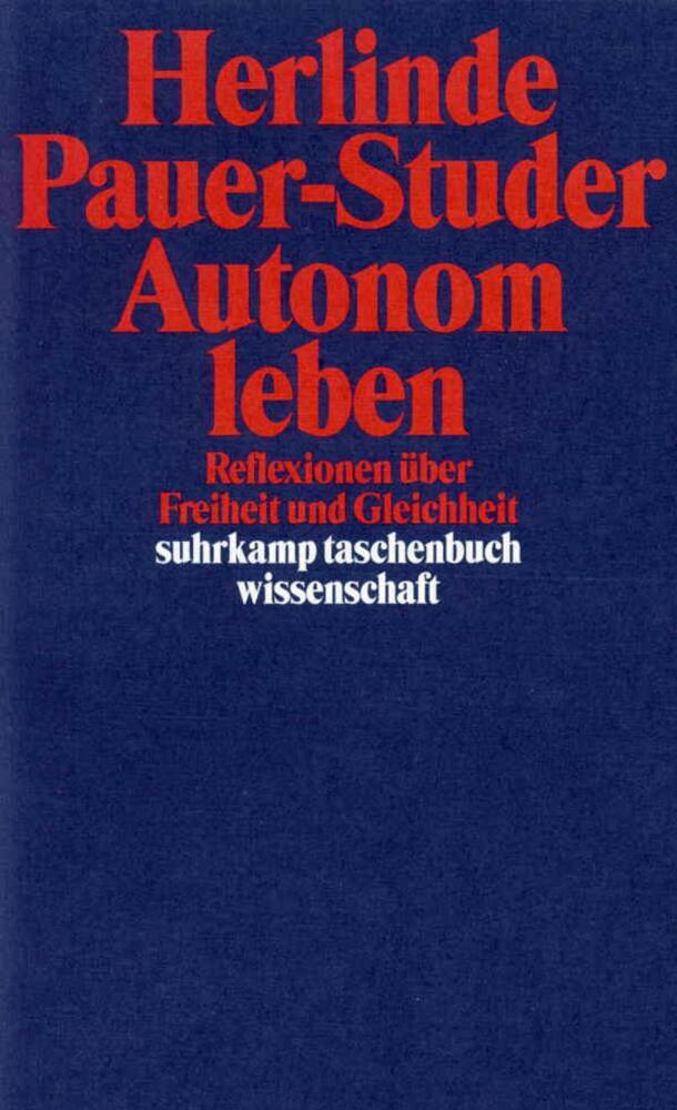 Autonom leben als Taschenbuch