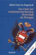 Das Ende der vörderösterreichischen Herrschaft im Breisgau