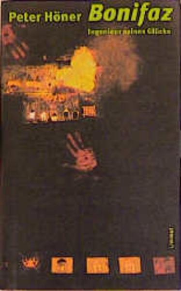 Bonifaz als Buch