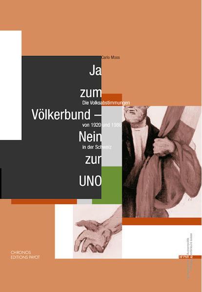 Ja zum Völkerbund - Nein zur UNO als Buch