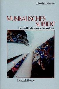 Musikalisches Subjekt als Buch