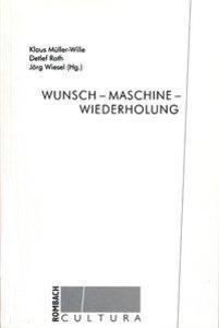 Wunsch-Maschine-Wiederholung als Buch
