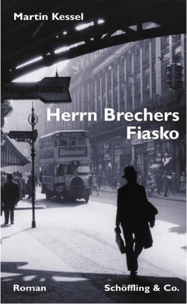 Herrn Brechers Fiasko als Buch