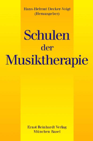 Schulen der Musiktherapie als Buch