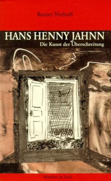 Hans Henny Jahnn als Buch