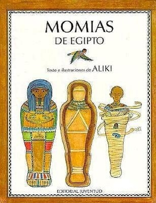 Momias de Egipto als Buch