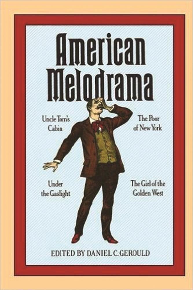 American Melodrama als Taschenbuch