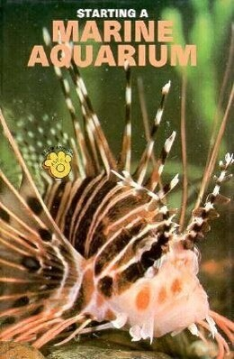 Starting a Marine Aquarium als Buch