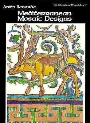 Mediterranean Mosaic Designs als Taschenbuch