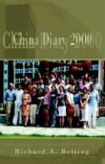 China Diary 2000 als Buch