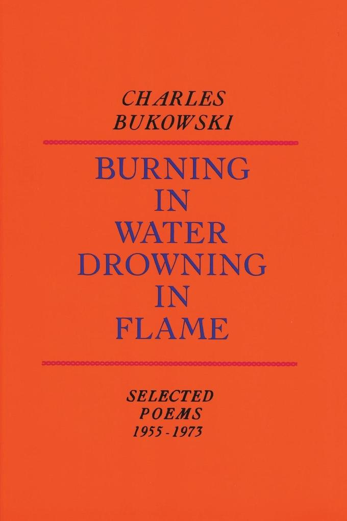 Burning in Water, Drowning in Flame als Buch