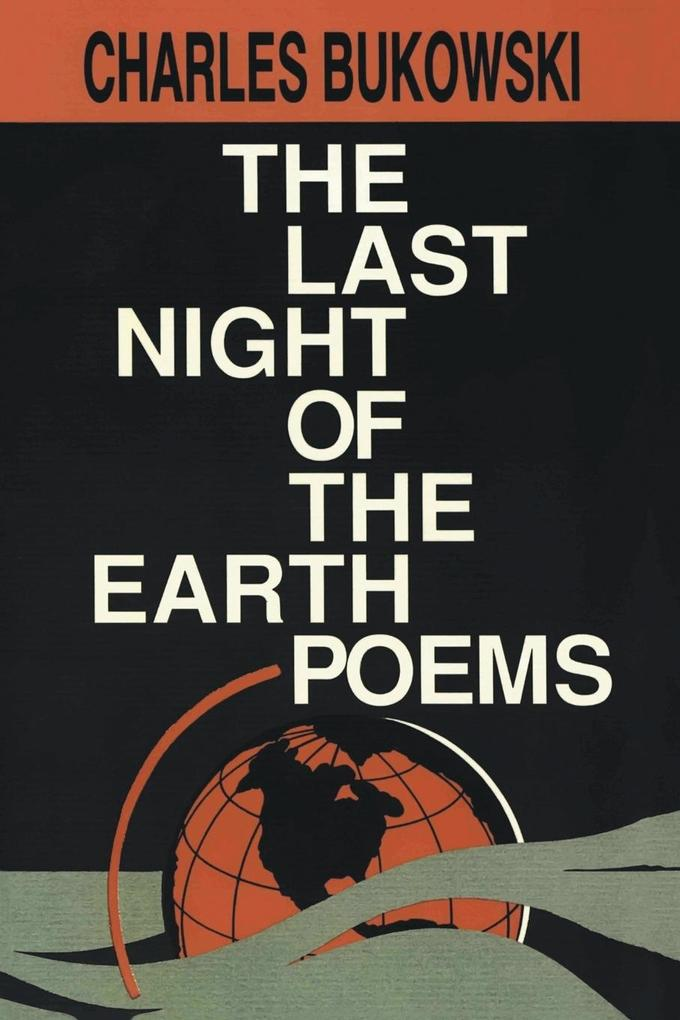 Last Night of the Earth Poems, The als Buch