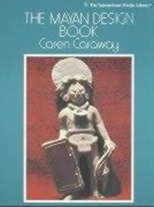Mayan Design Book als Taschenbuch