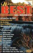 Wisconsin's Best Country Road Map als Buch