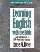Learning English with the Bible Answer Guide