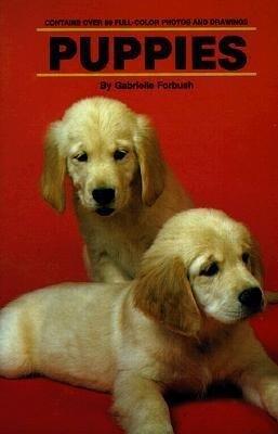 Puppies als Buch