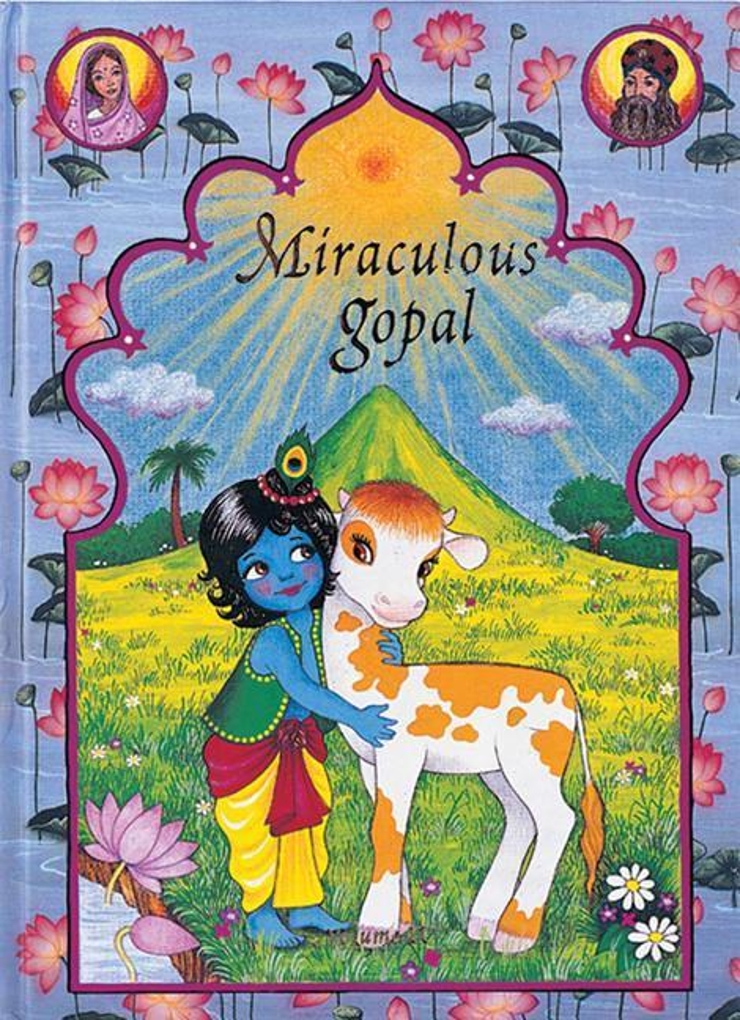 Miraculous Gopal: Volume II als Buch