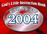 God's Little Instruction Book for the Class of 2004 als Buch