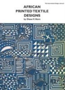 African Printed Textile Designs als Taschenbuch