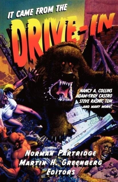 It Came from the Drive-In als Taschenbuch