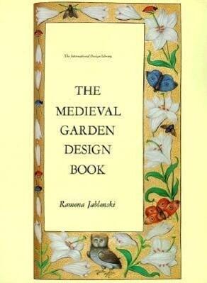 Medieval Garden Design Book als Taschenbuch