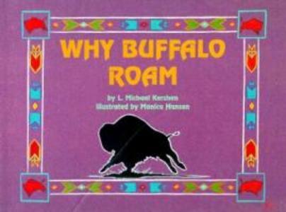 Why Buffalo Roam als Buch