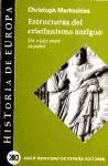 Estructuras del cristianismo antiguo : un viaje entre mundos als Taschenbuch