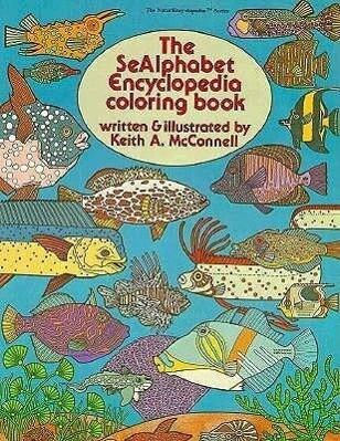 Sealphabet Encyclopedia Coloring Book als Taschenbuch