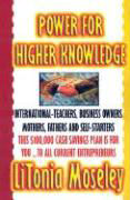 Power for Higher Knowledge als Buch