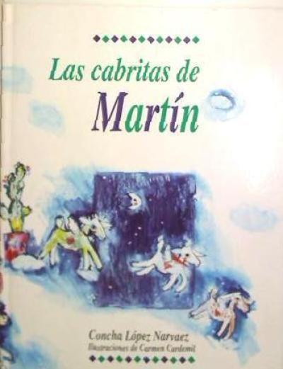 Las cabritas de Martín als Taschenbuch
