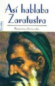 Asi Hablaba Zaratustra = Zaratustra Speaks als Taschenbuch