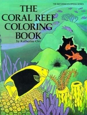 Coral Reef Coloring Book als Taschenbuch