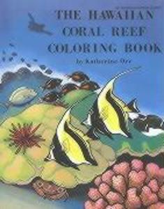 Hawaiian Coral Reef Coloring Book als Taschenbuch