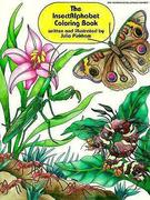 Insectalphabet Coloring Book