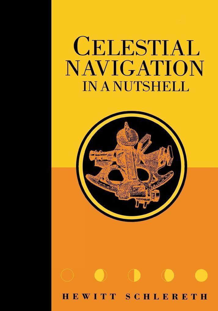 Celestial Navigation in a Nutshell als Taschenbuch