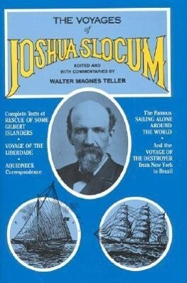 Voyages of Joshua Slocum als Buch