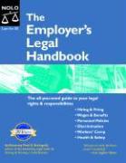 The Employer's Legal Handbook als Buch