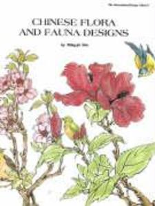 Chinese Flora & Fauna Designs als Buch